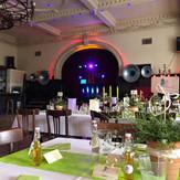 Technikaufbau für Hochzeiten Chemnitz