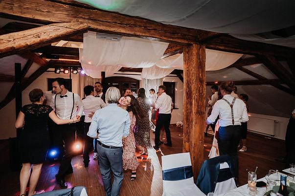 Als Hochzeits DJ in Chemnitz unterwegs