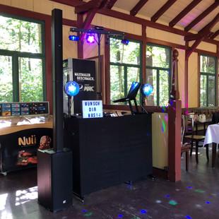 DJ Technik zum Geburtstag
