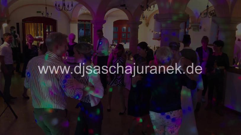 Hochzeitsparty bei Chemnitz