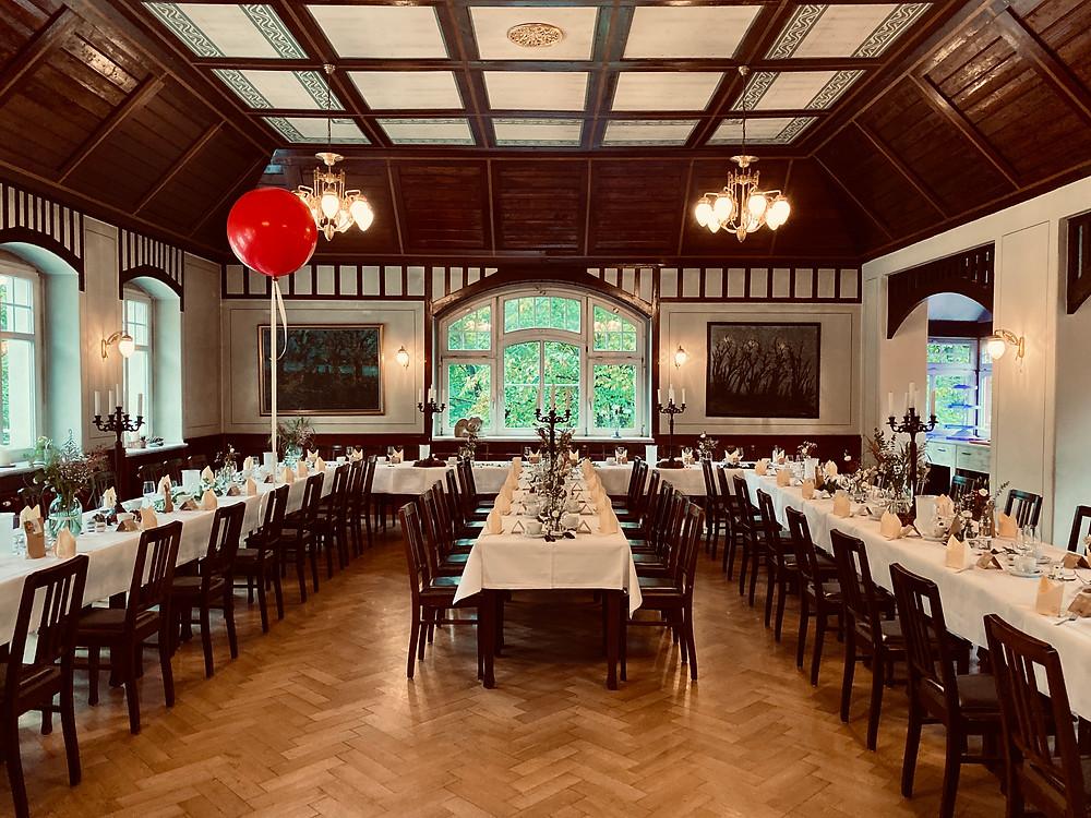 Hochzeit im Historischen Fischhaus Dresden
