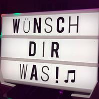 Wünsch Dir was