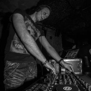 DJ Sascha Juranek aka DJ SolitaryX
