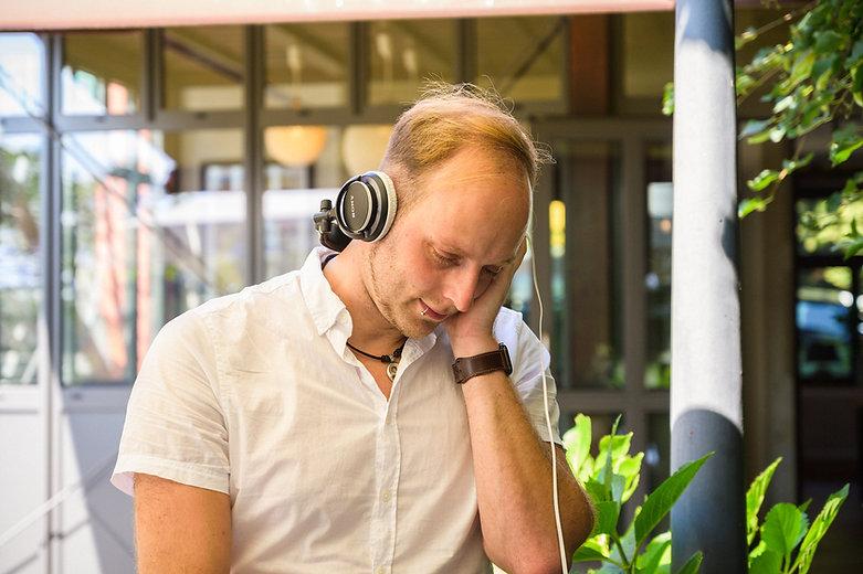 Bild von DJ Sascha Juranek einem DJ aus Chemnitz