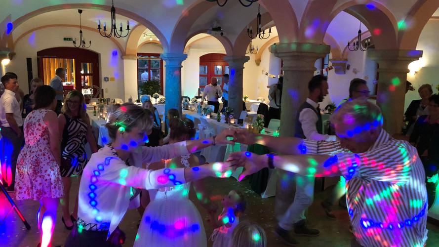 Große Party bei Görlitz