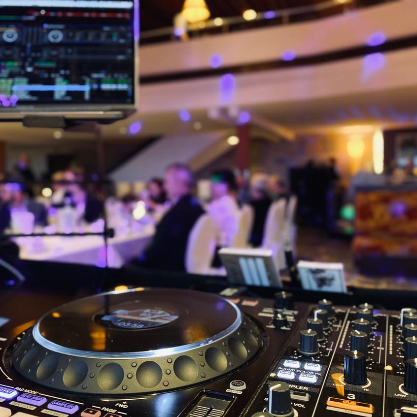 DJ Technik Panoramarestaurante Bastei