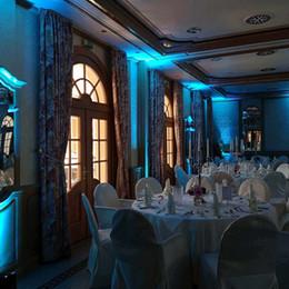 Ambientelicht für Hochzeit
