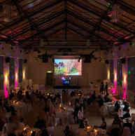 Hochzeitslocation mit Technik, Ambientlicht DJ