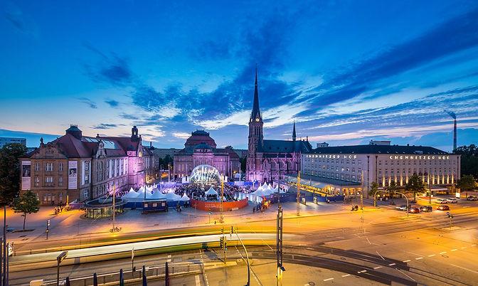 Deine Hochzeit in Chemnitz