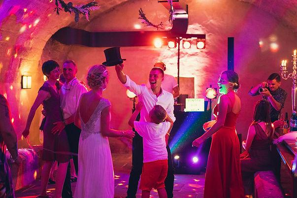 Hochzeitsfeier mit Hochzeits DJ Chemnitz