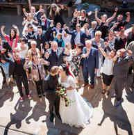 DJ Dresden & die Hochzeitsgesellschaft