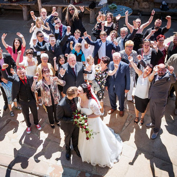 Hochzeitsgesellschaft 2017