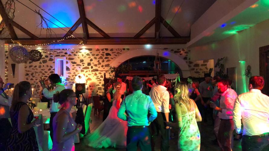 Hochzeitsfeier im Gut am See bei Görlitz