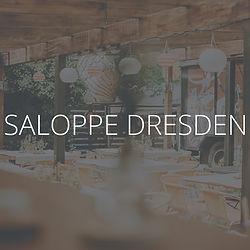 Saloppe Dresden für Hochzeiten