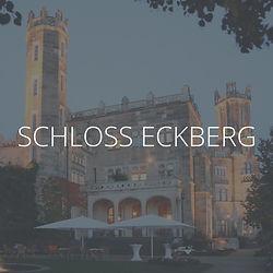 Schloss Eckberg für Hochzeit
