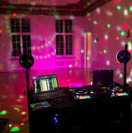 DJ Technik 2018 im Schloss Wackerbarth