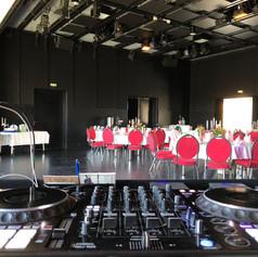 Hochzeitsfeier im Burgtheater Bautzen