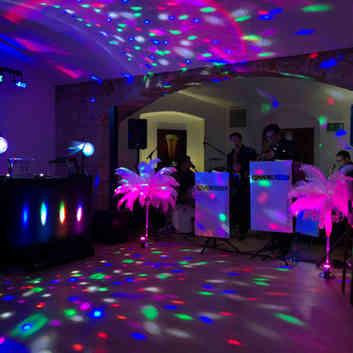 DJ Sachsen - Hochzeit auf Schloss Eckberg