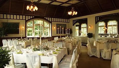 Der Historische Jugendstilsaal vom Fischhaus Dresden