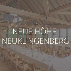 Hochzeit mit DJ in der Neue Höhe Neuklingenberg