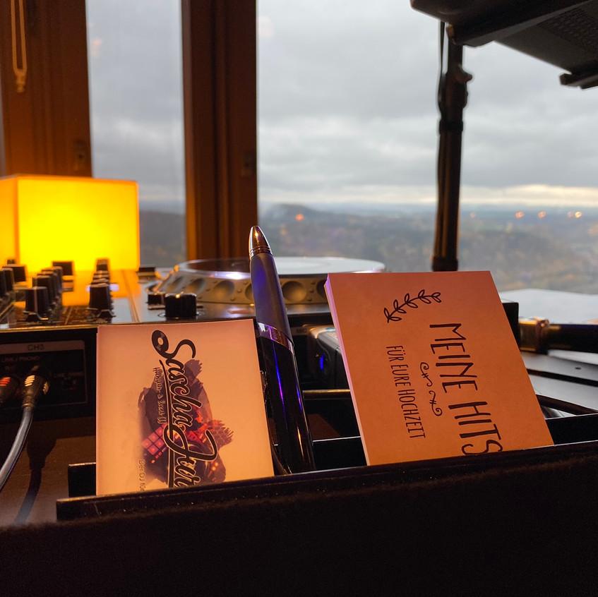 Hochzeits DJ Sascha im Panoramarestaurante Bastei