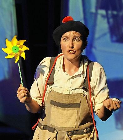 Sabrina Henschke, Staatstheater Saarbrücken, Gold, Mezzosopran