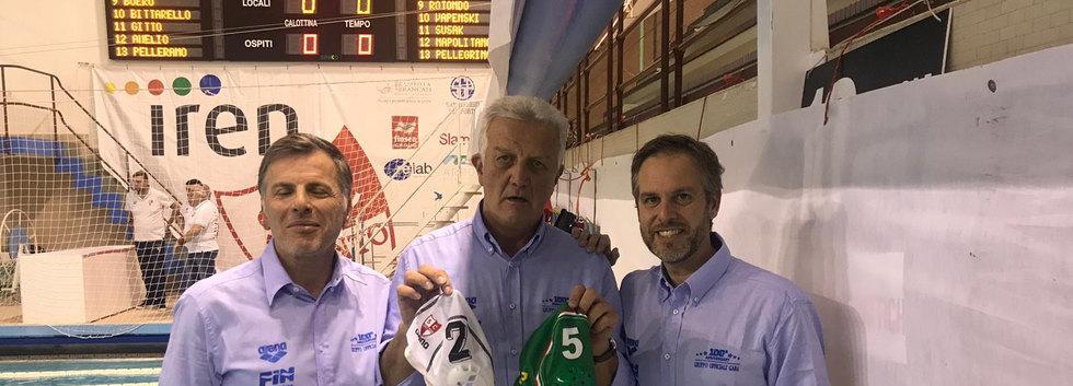 Paoletti, Salino e Scappini