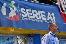 Arbitri Marco Piano  foto Giorgio Scarfi