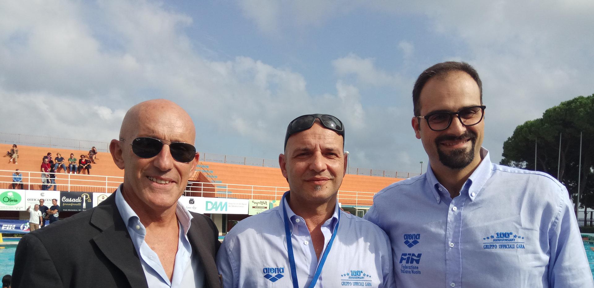 Marchisello, Pinato e D. Bianco