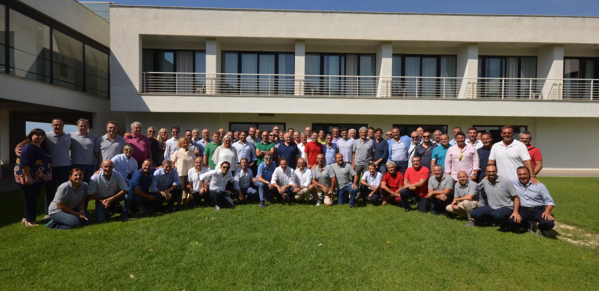 Raduno Delegati e Arbitri Serie A1