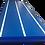 Thumbnail: Airtrack 6m x 2m x 20cm – Airtrax Classic – modrá, tmavě modrá, 3 bílé pruhy