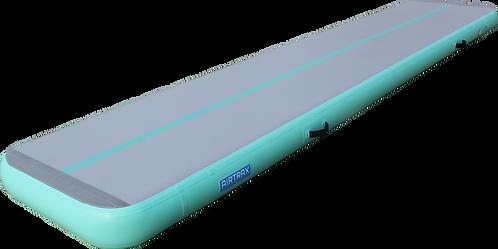 Airtrack 5m x 1m x 20cm – Airtrax Pro –šedá a mátová