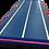 Thumbnail: Airtrack 6m x 2m x 20cm – Airtrax Classic – modrá, tmavě modrá, magenta a bílá