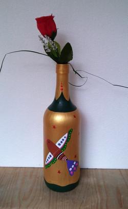 Vazo Şişe 8/ Vase Bottle 8 - 90 TL