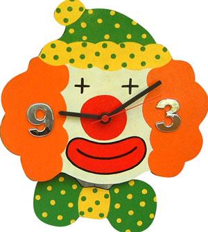 Palyaço Saat Satıldı /Clown Clock Sold
