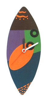 Soyut Saat Satıldı/Abstract Clock Sold