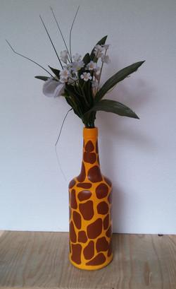 Vazo Şişe Satıldı/ Vase Bottle Sold
