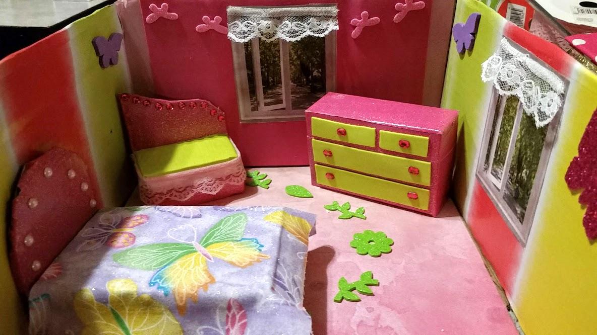 christmas doll house 5A