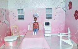 20180809_165831 Pink silver medium house