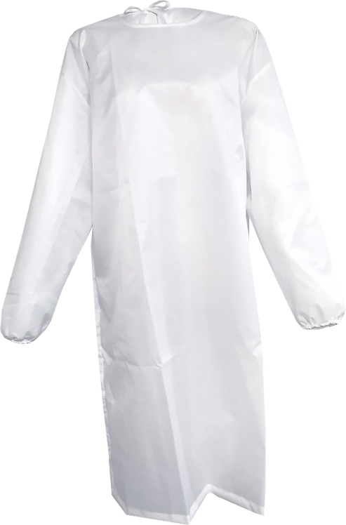 BATA IMPERMEABLE LAVABLE SANITARIA