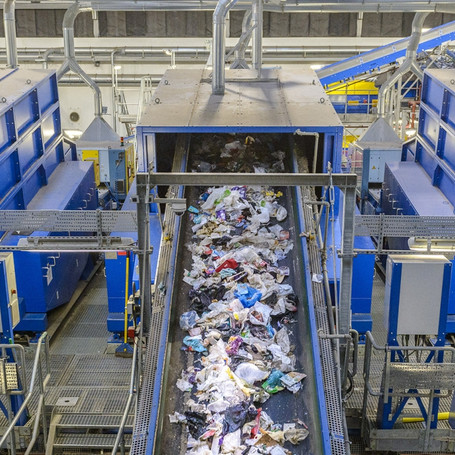 Solid Waste - Industrial treatment