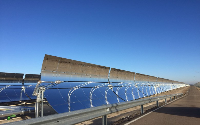 CSP - Concentrated Solar Power