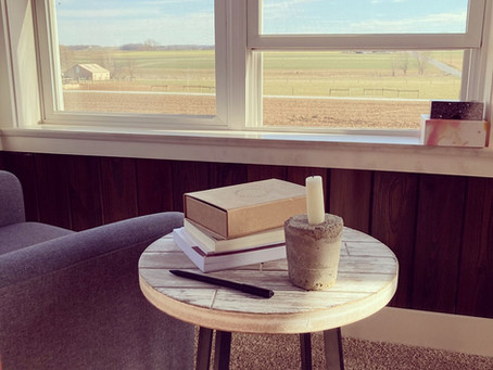 Writer's Quest - First Morning.