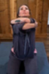 Francine Bonjour-Carter, awareness through movement