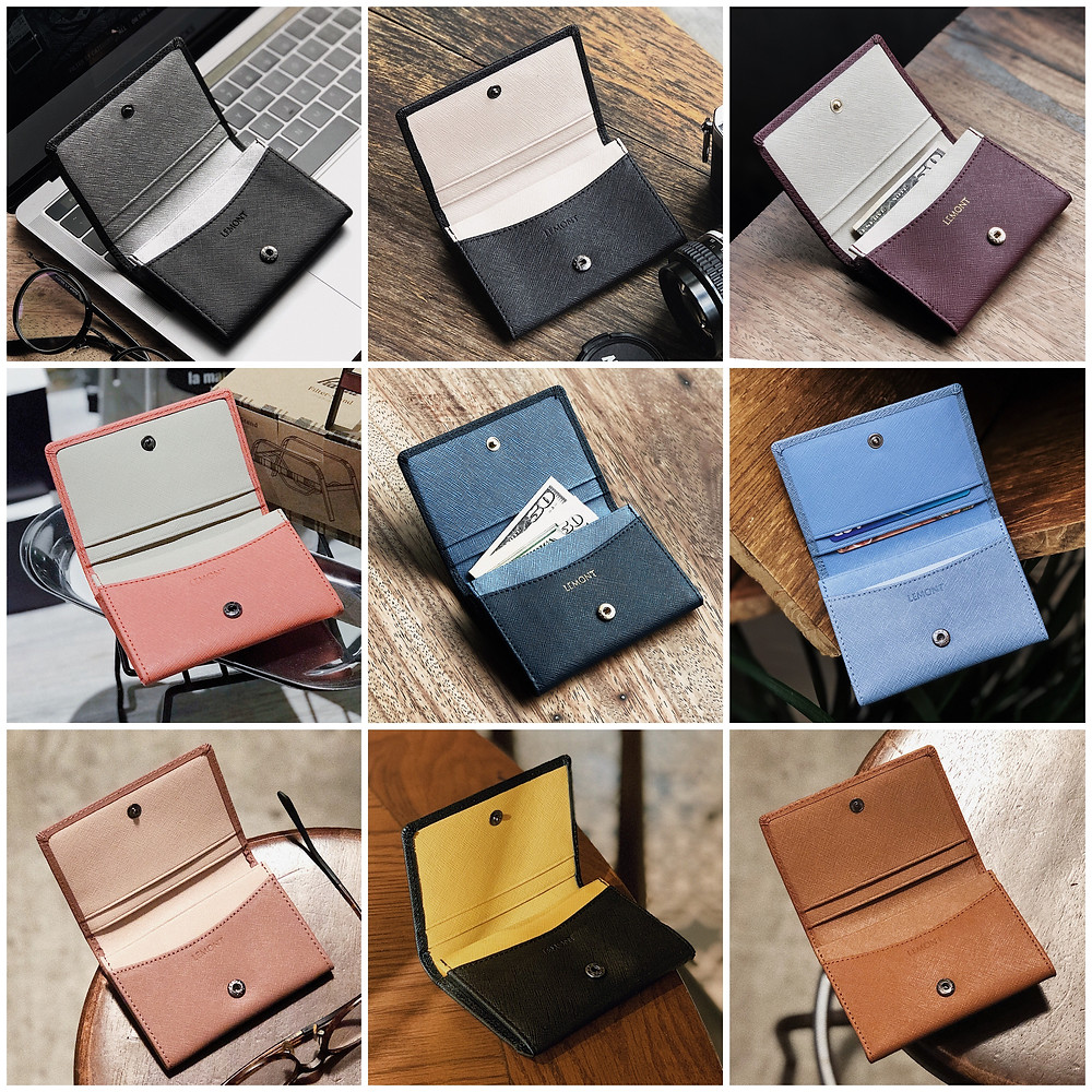 colors of wallet