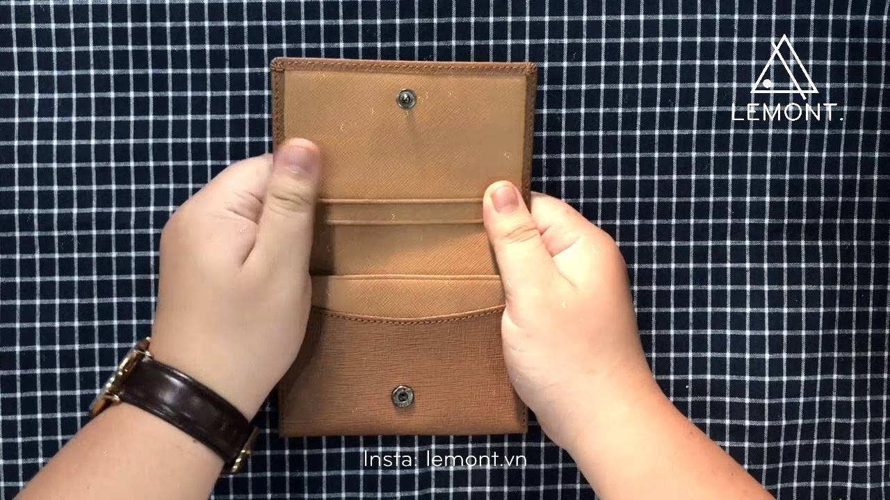 TINY WALLET - ON HAND
