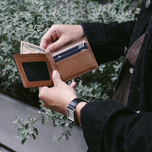 Minimal Wallet - Saffiano