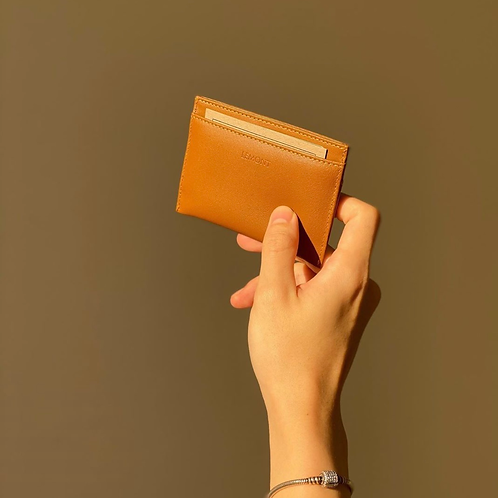 Cardholder  Crush - Mill Leather