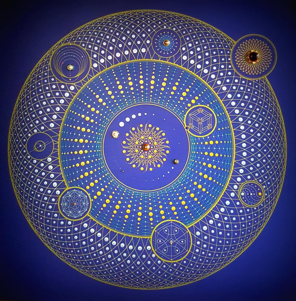 Multidimensional Quantum Healing