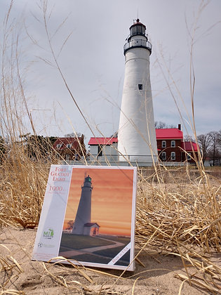 Fort Gratiot Lighthouse Puzzle